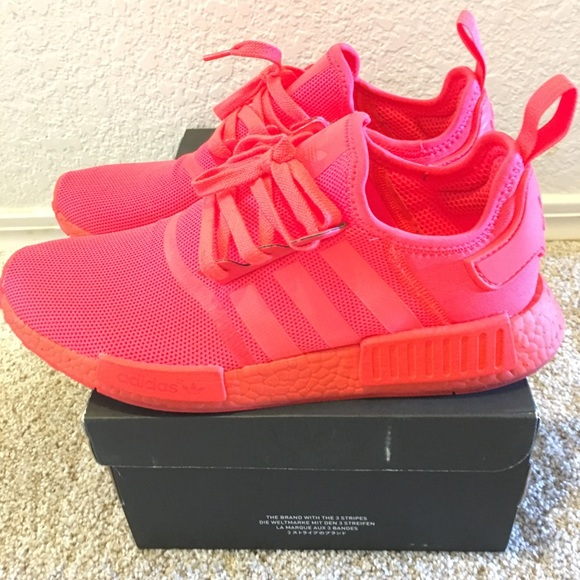 brand new 078b3 8c39e adidas Shoes | Nmd R1 Solar Red | Poshmark